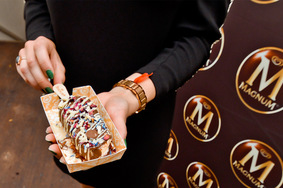 DAILY CAPPUCCINO | Magnum Party