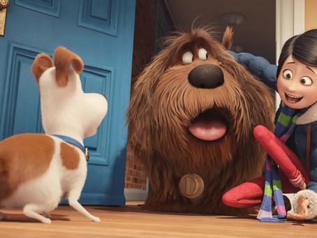 Review: The Secret Life of Pets, B-