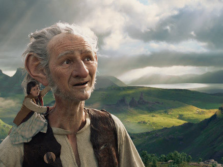 Review: The BFG, B-