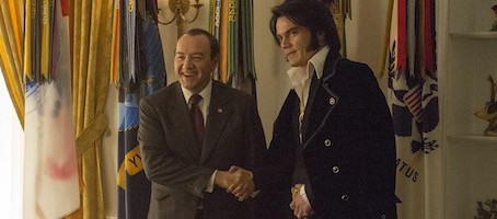 Review: Elvis & Nixon, B