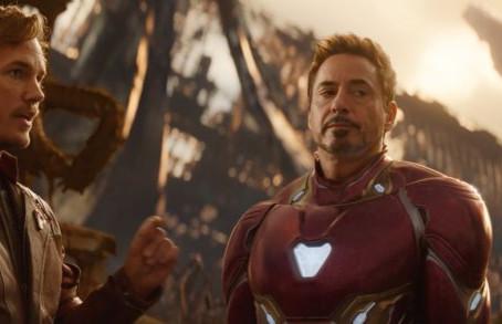 Avengers: Infinity War, B-