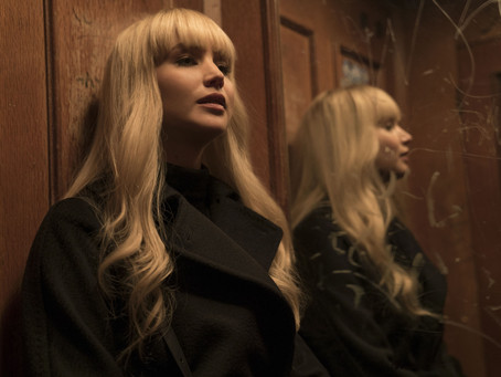 Red Sparrow, C+