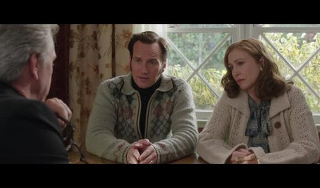 Review: The Conjuring 2, C+