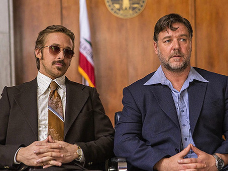Review: The Nice Guys, B-
