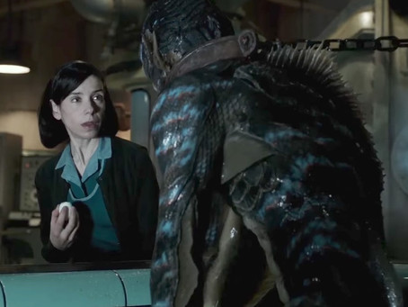 The Shape of Water, A