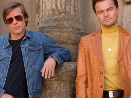 Once Upon a Time in Hollywood - B-