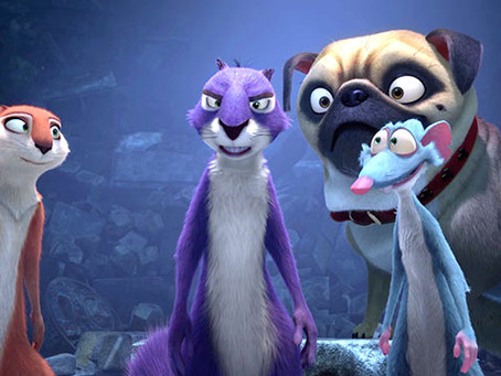 The Nut Job 2: Nutty by Nature, C-