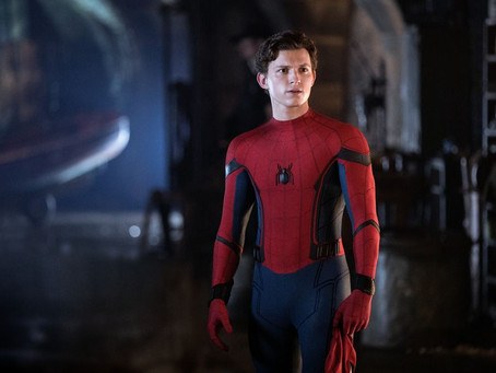 Spider-Man: Far From Home: B+