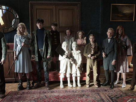 Miss Peregrine's Home for Peculiar Children, B