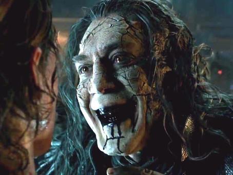 Pirates of the Caribbean: Dead Men Tell No Tales, C-
