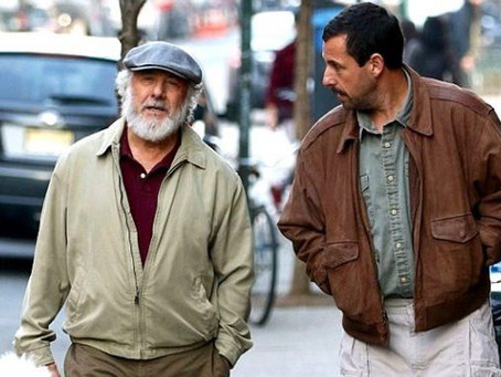 The Meyerowitz Stories (New and Selected), B
