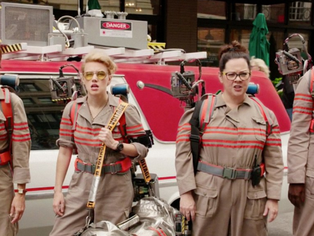 Review: Ghostbusters, C