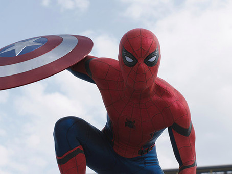 Spider-Man: Homecoming, B
