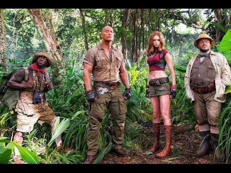 Jumanji: Welcome to the Jungle, B