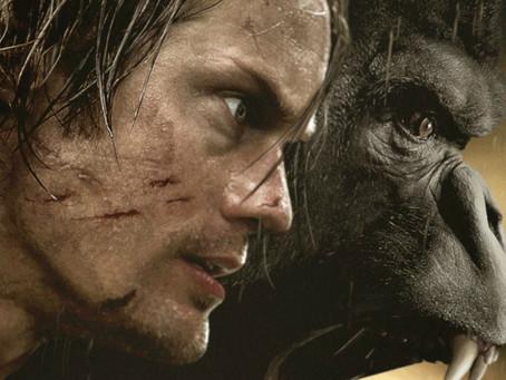 Review: The Legend of Tarzan, C-