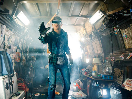 Ready Player One, B+
