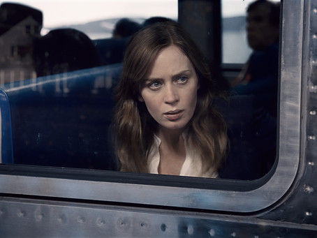 The Girl on the Train, B-