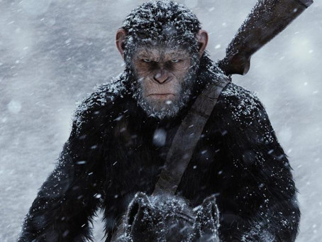 War for the Planet of the Apes, B