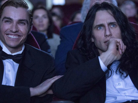 The Disaster Artist, A-