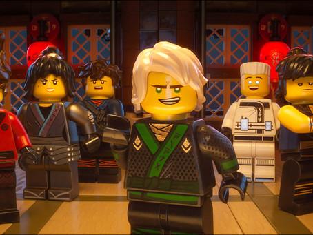 The Lego Ninjago Movie, C+