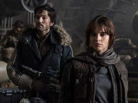 Rogue One: A Star Wars Story, B
