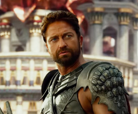 Review: Gods of Egypt, D