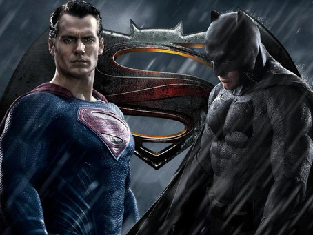 Review: Superman vs. Batman: Dawn of Justice, C-
