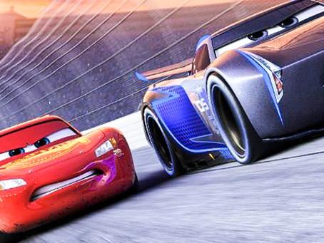 Cars 3, B-