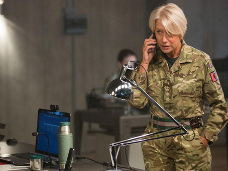 Review: Eye in the Sky, B+