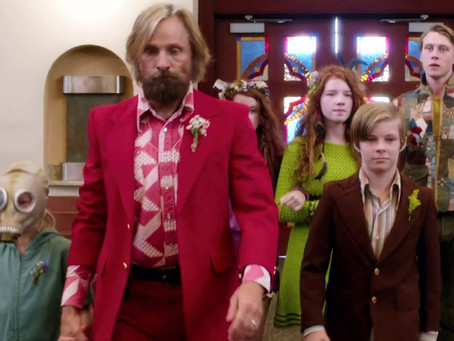 Review: Captain Fantastic, B