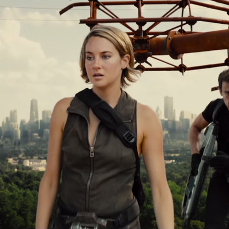 Review: The Divergent Series: Allegiant, C-