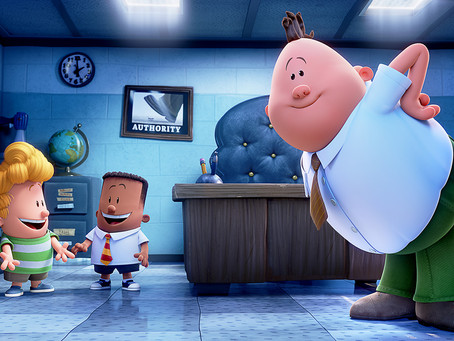 Captain Underpants: The First Epic Movie, B-
