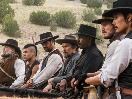 The Magnificent Seven, B-