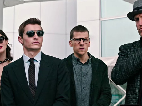Review: Now You See Me 2, C