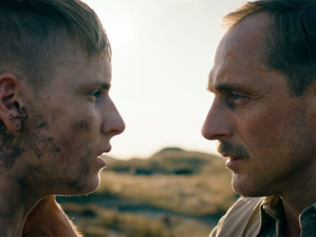 Land of Mine, B+