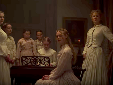 The Beguiled, B