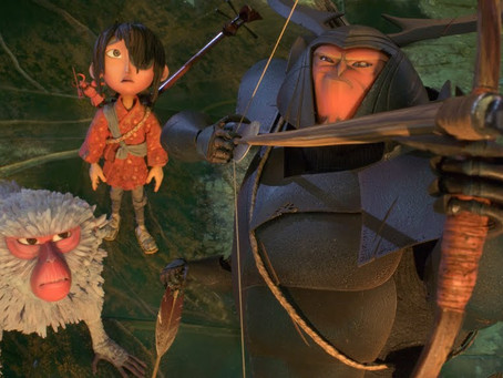 Kubo and the Two Strings, B