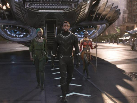 Black Panther, A-