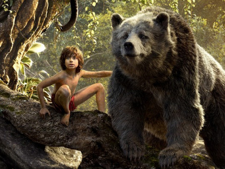 Review: The Jungle Book, B