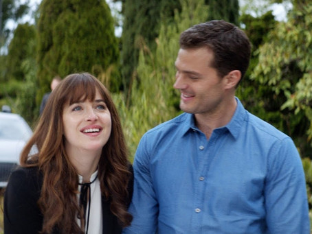 Fifty Shades Freed, D-