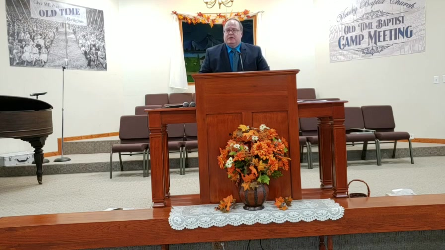 Sunday Evening  PASTOR AL BUGBEE  Welcome!