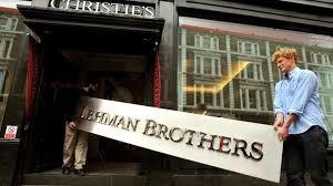 10 anos sem a Lehman Brothers...