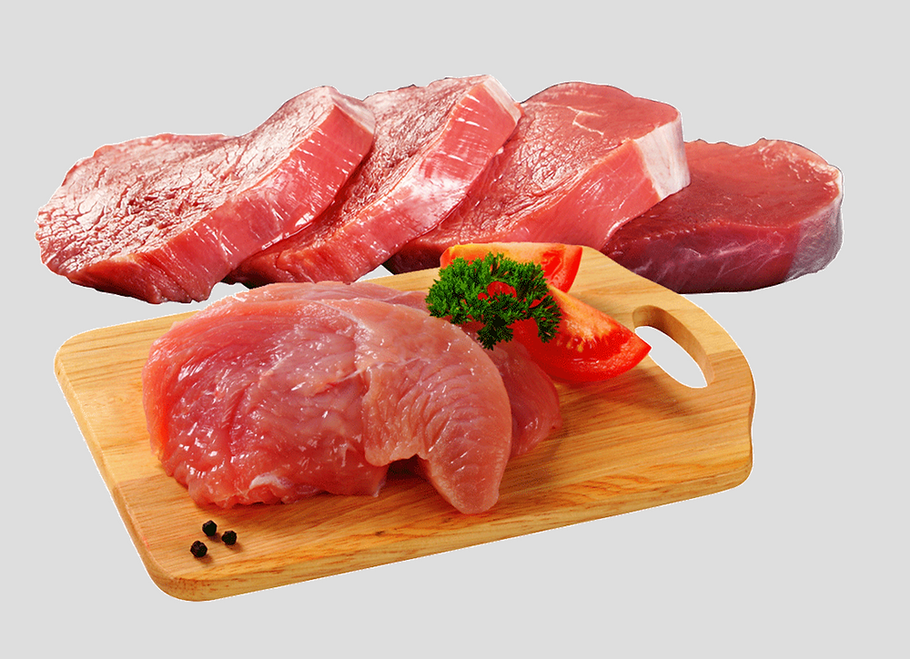 Cultured meat is the future? / picture is designed by Png Tree.