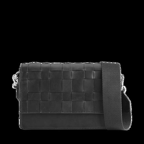 Margit Crossbody Bag in Black by Markberg