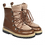 Thumbnail: Cognac Lambwool lined boot by Angulus