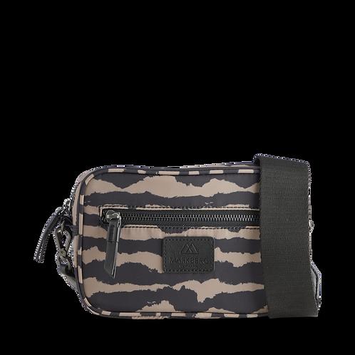 Elea Crossbody Bag in Blurry Lines by Markberg