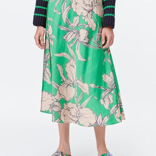 Tacuba Skirt in Green by Munthe