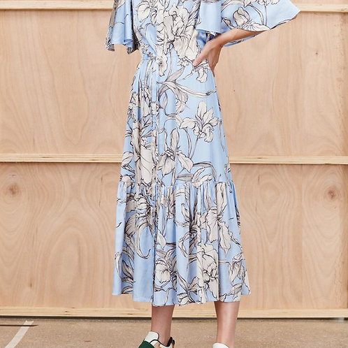 Tanta Dress in Blue by Munthe
