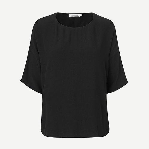 Mains Viscose T-shirt by Samsoe Samsoe