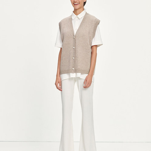 Amaris Cardigan Vest by Samsoe Samsoe